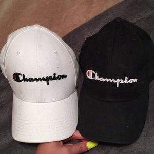 Champion hats
